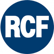 RCF Speakers Logo