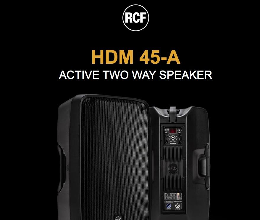 HDM 45-A
